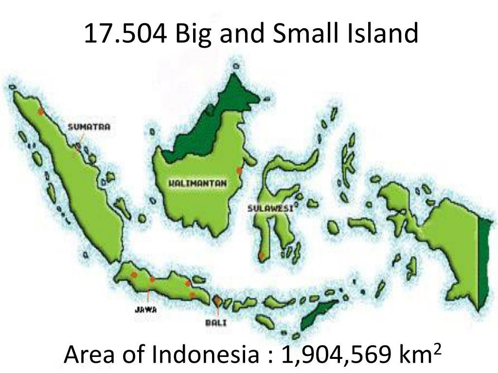 17.504 Big and Small Island