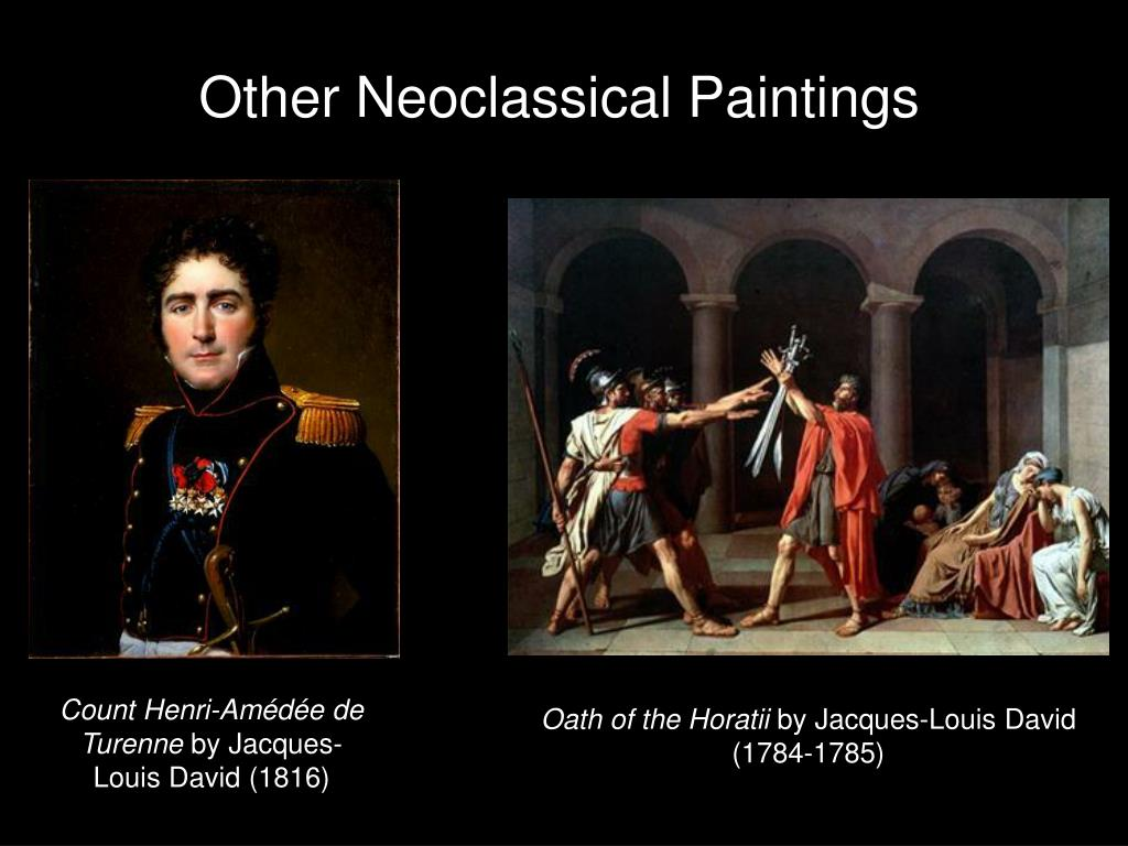 Other Neoclassical Paintings
