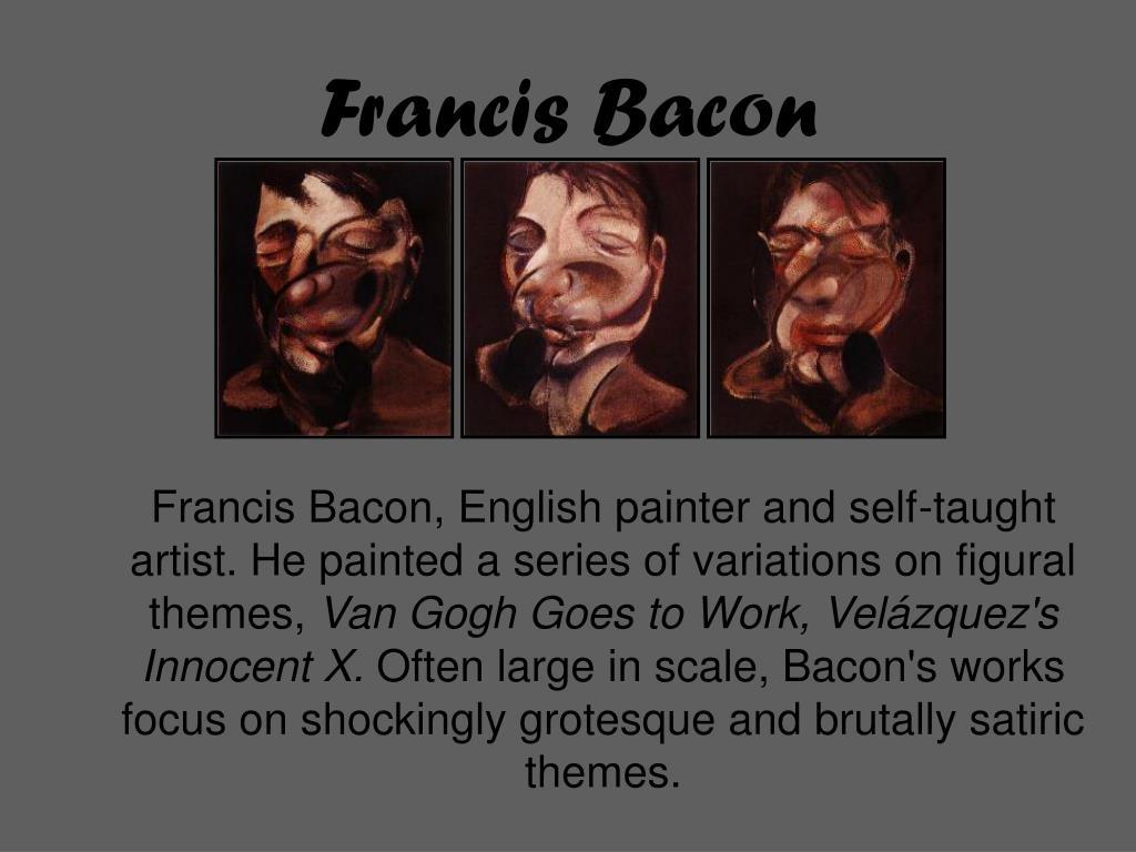 Francis Bacon