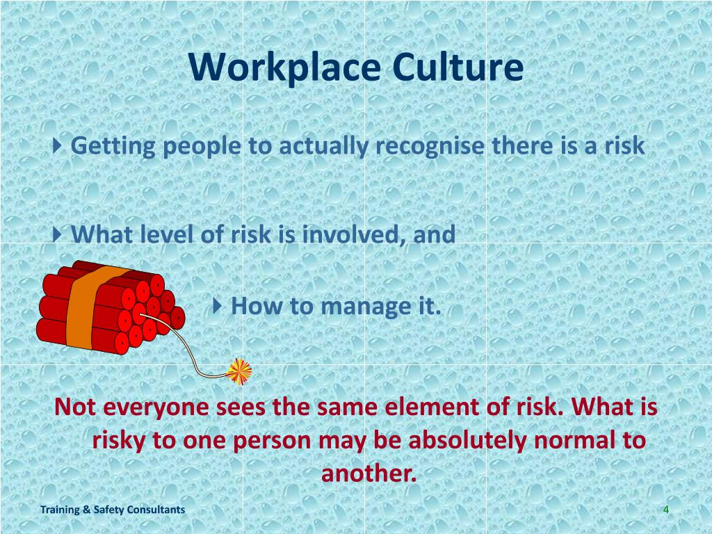 Workplace Culture
