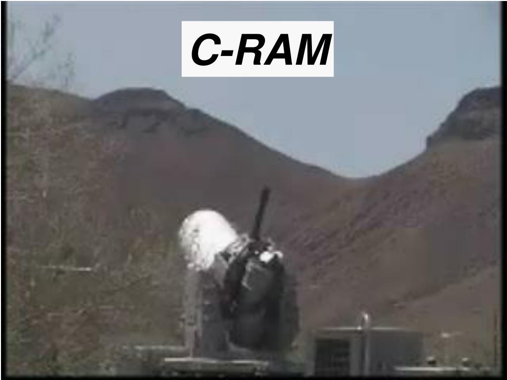 C-RAM