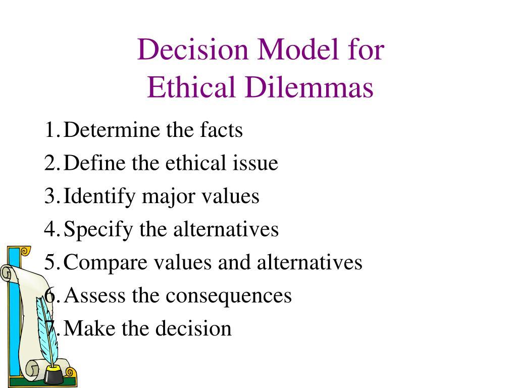 Decision Model for