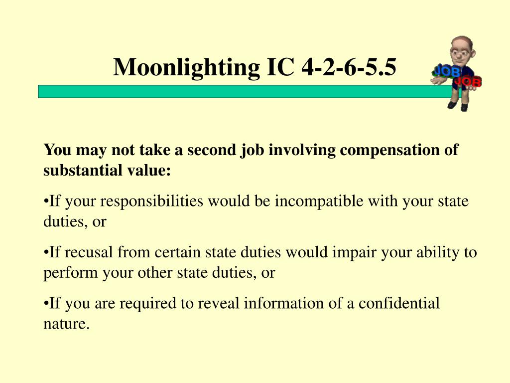 Moonlighting IC 4-2-6-5.5