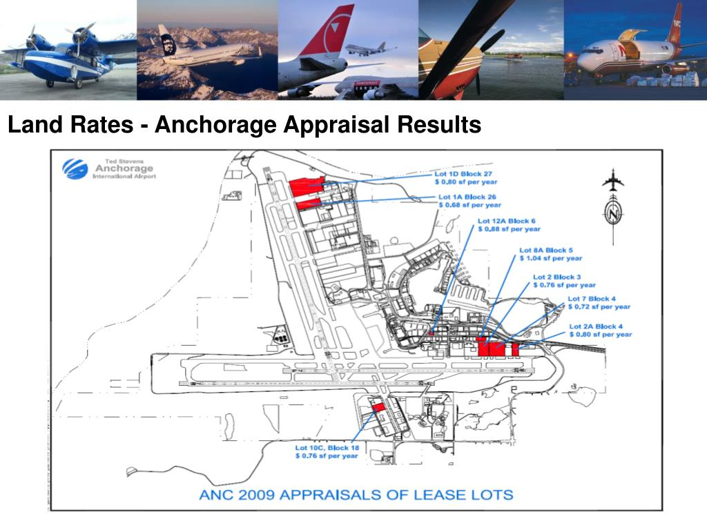 Land Rates - Anchorage Appraisal Results
