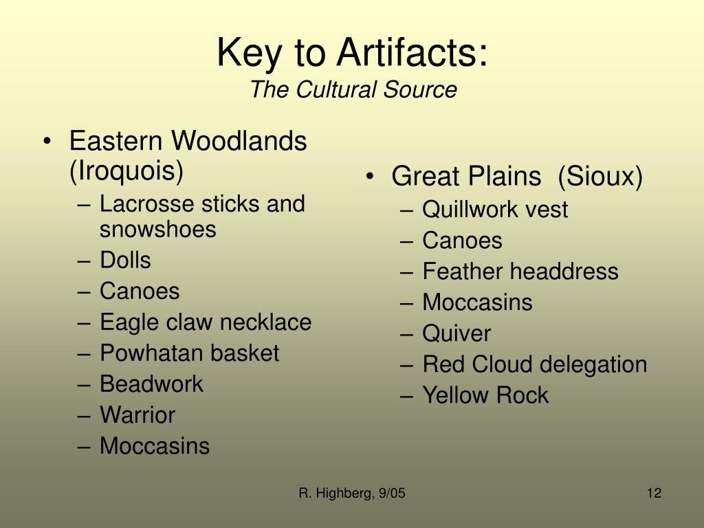 Eastern Woodlands (Iroquois)