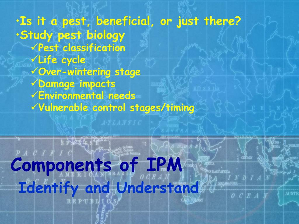 Components of IPM