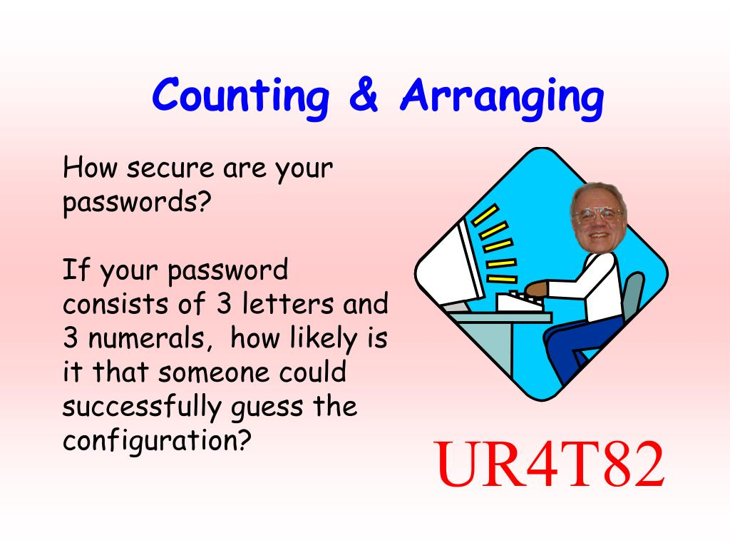 Counting & Arranging