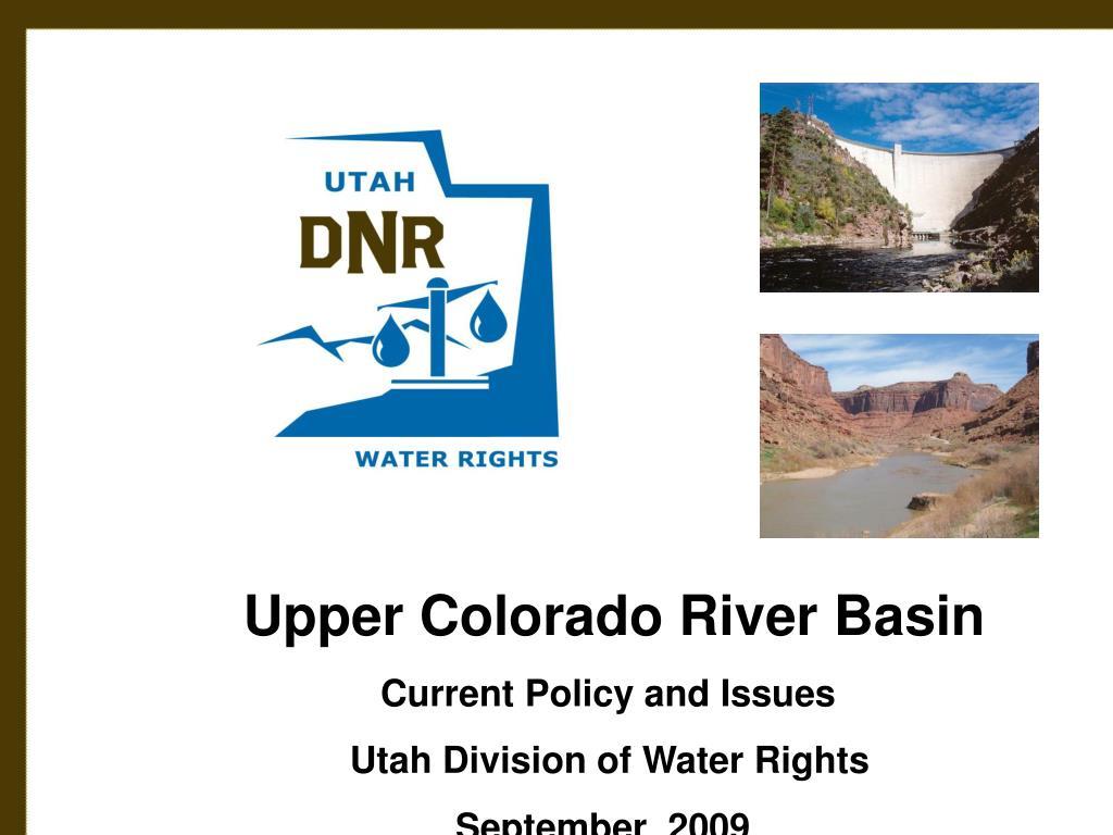Upper Colorado River Basin