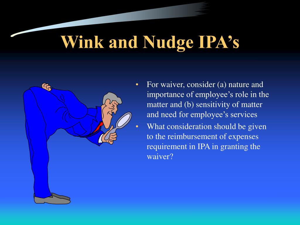 Wink and Nudge IPA's