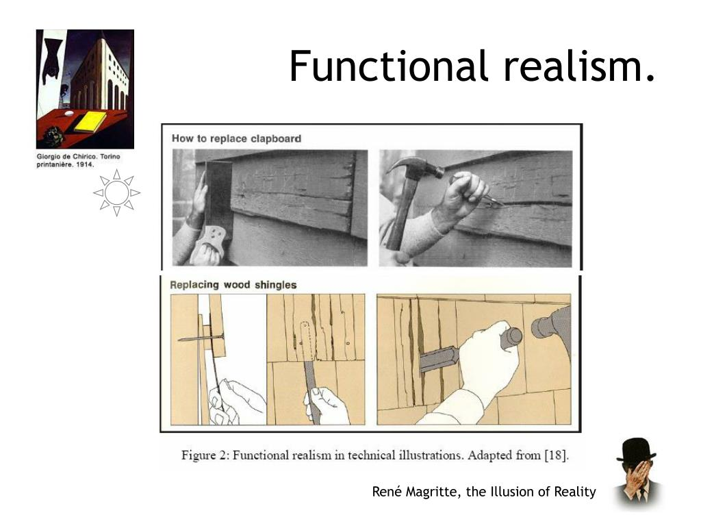 Functional realism.