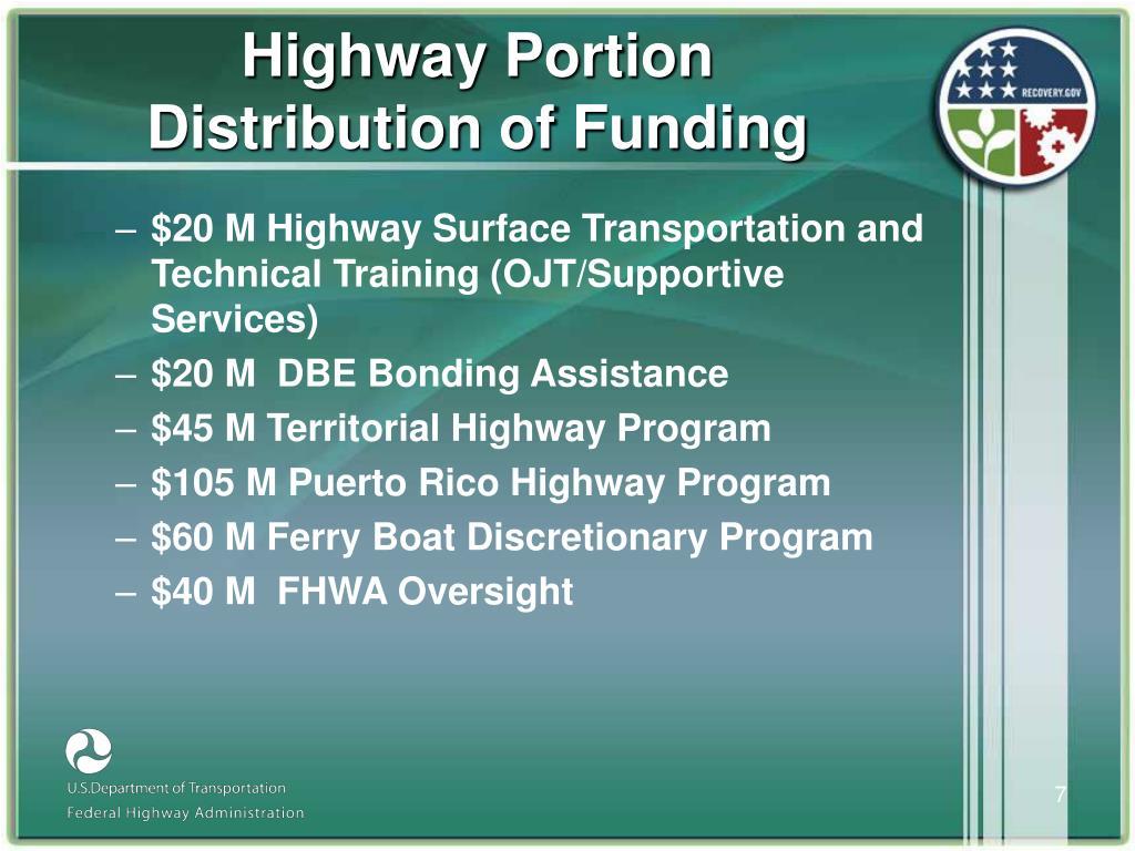 Highway Portion