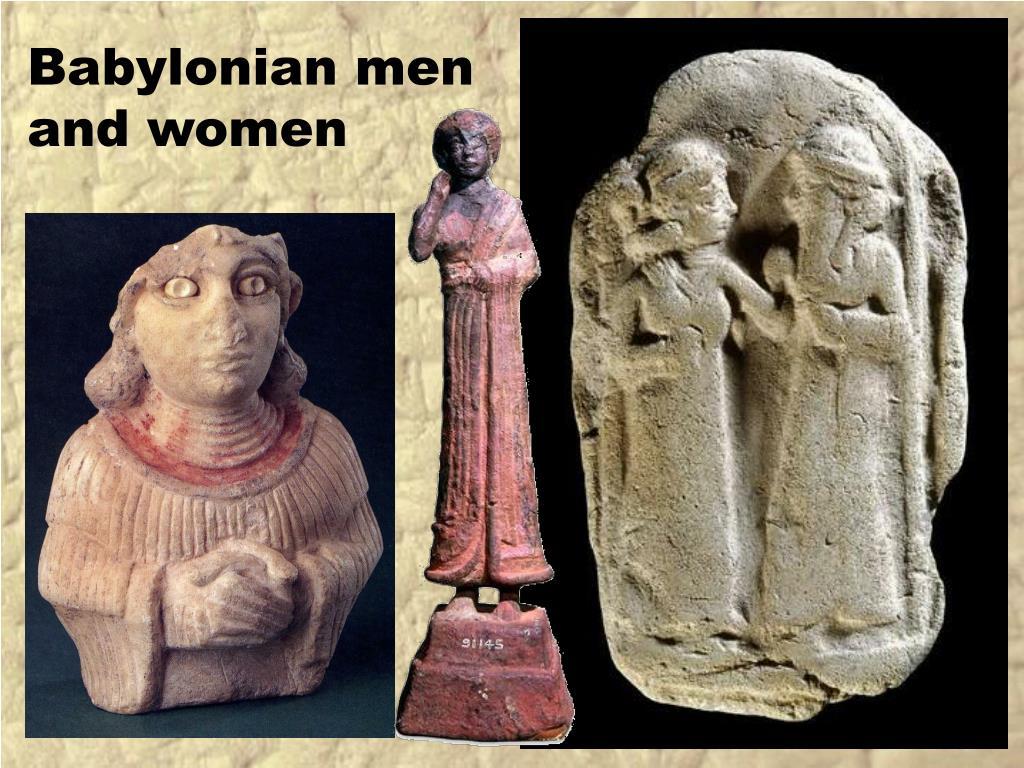 Babylonian men