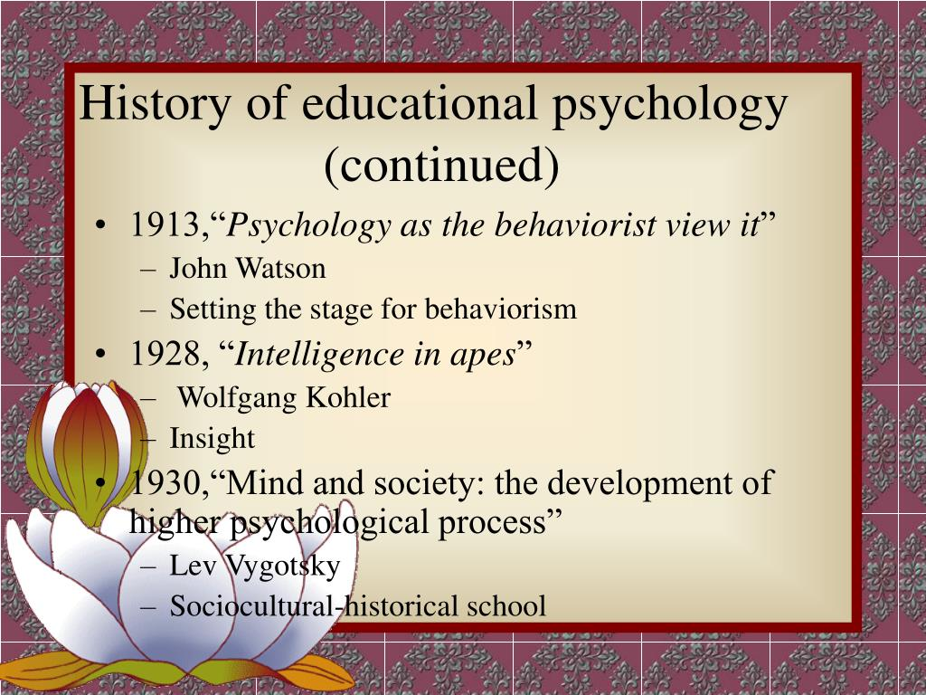 history and development of psychology Psychiatry can be neither brainless nor mindless unfortunately it has tended  to be one or the other for much of its history can we go.