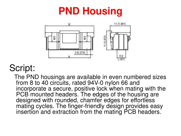 PND Housing