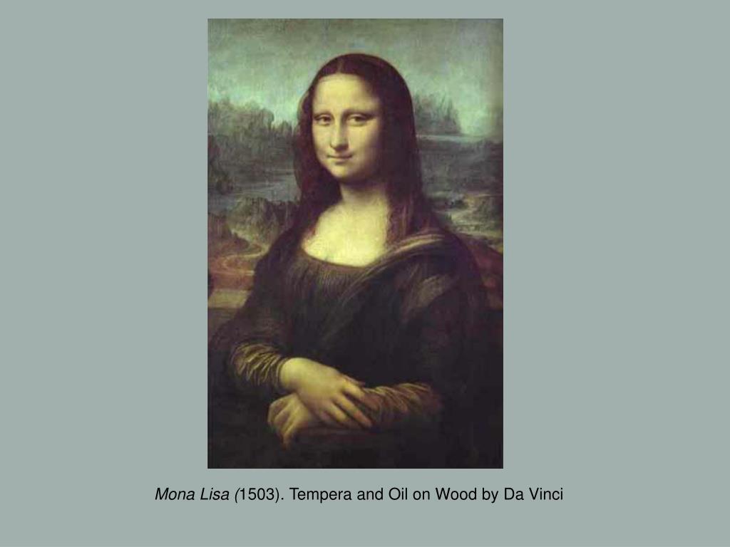 Mona Lisa (
