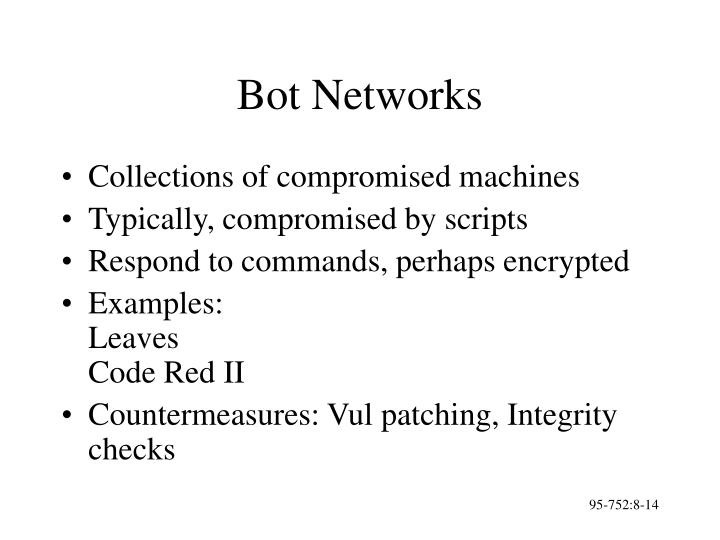 Bot Networks