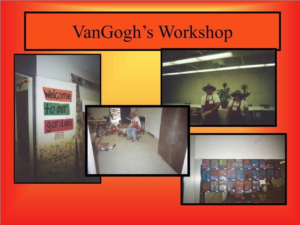 VanGogh's Workshop