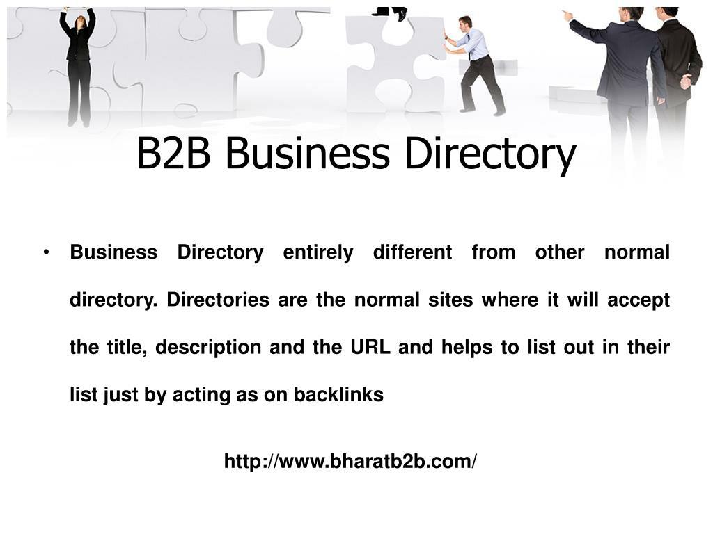 B2B Business Directory