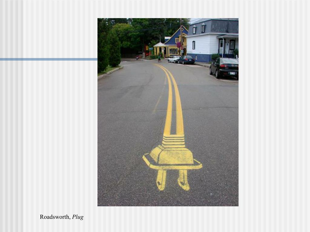 Roadsworth,