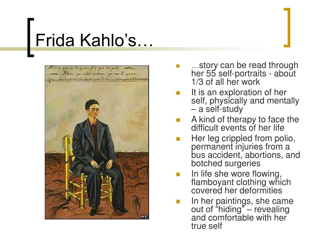Frida Kahlo's…