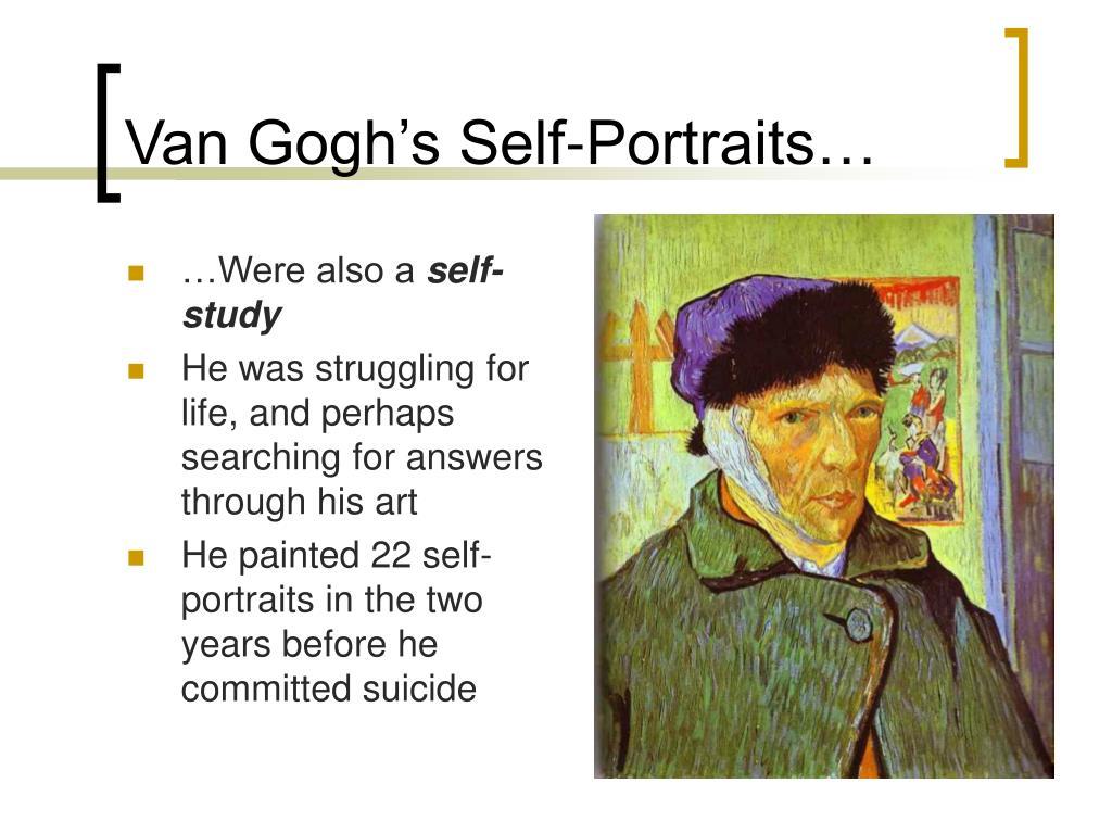 Van Gogh's Self-Portraits…