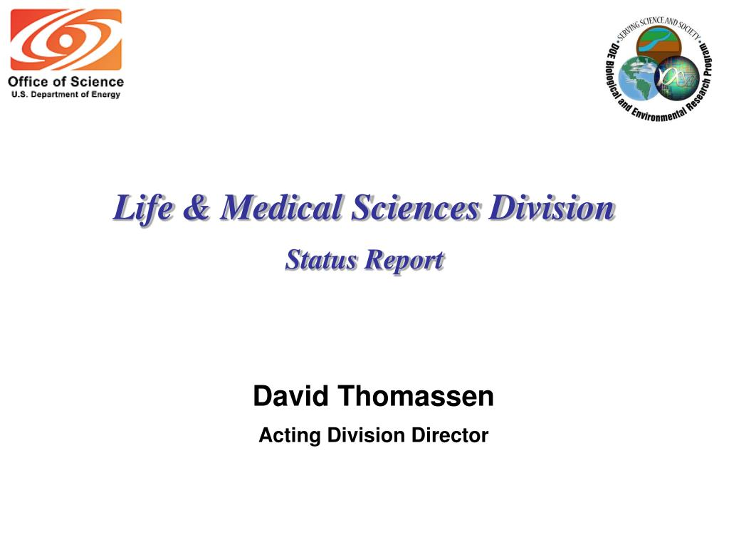 Life & Medical Sciences Division