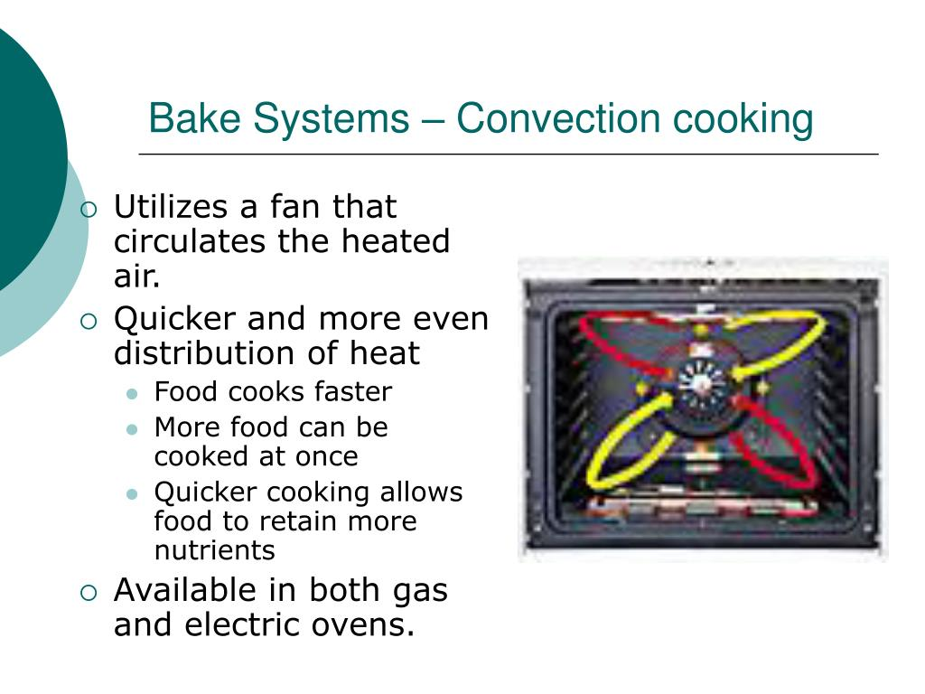 Bake Systems – Convection cooking