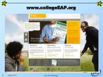 www collegeeap org