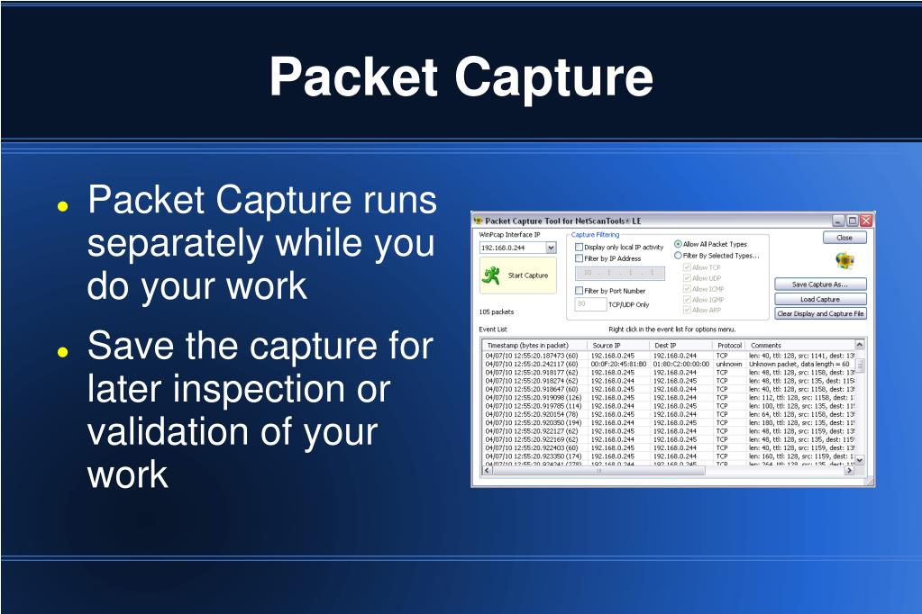 Packet Capture
