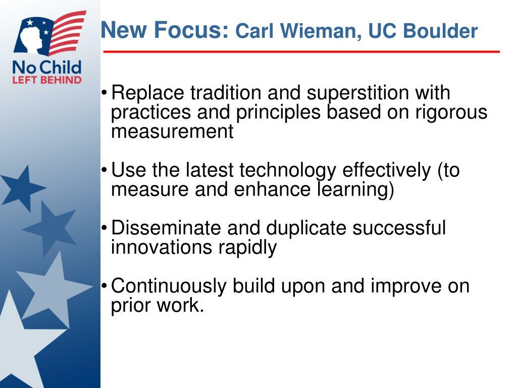 New Focus: