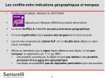 les conflits entre indications g ographiques et marques21