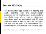 section 162 29 h