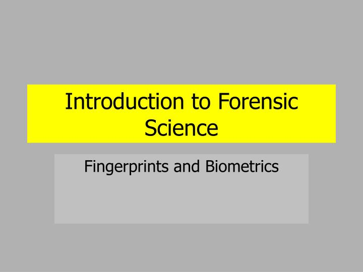 Introduction to forensic science l.jpg