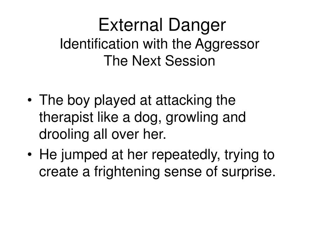 External Danger