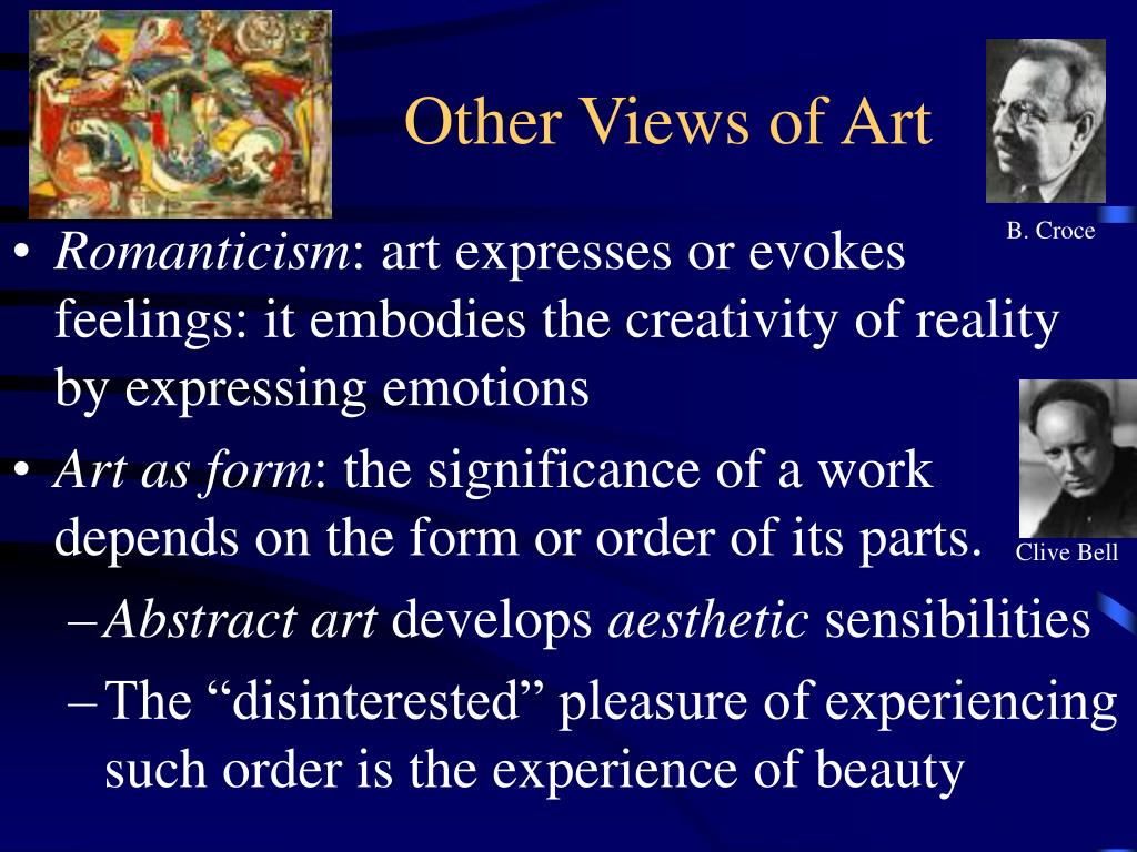 Other Views of Art