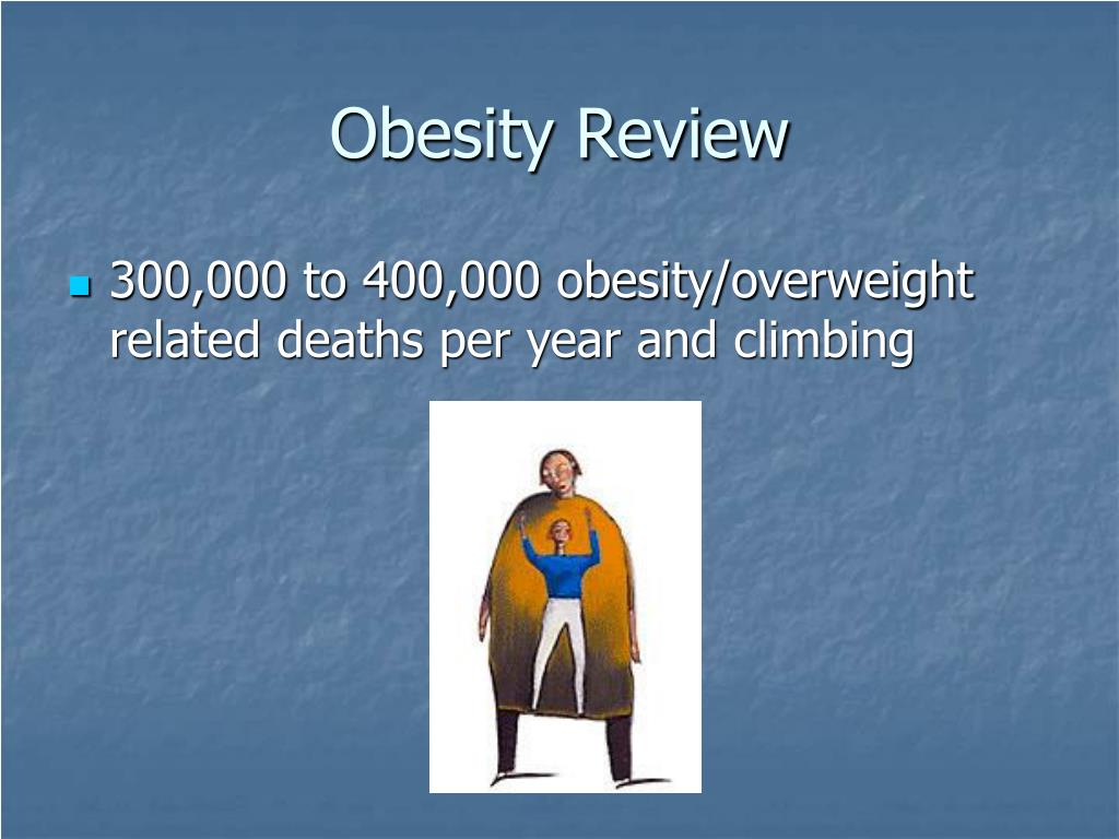 Obesity Review