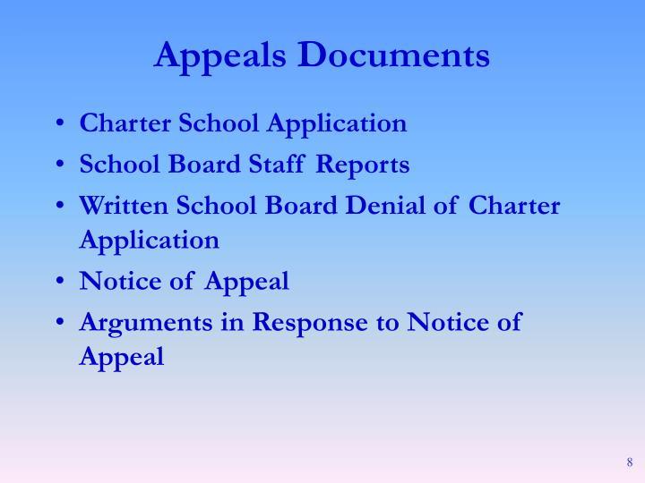 Charter School Application