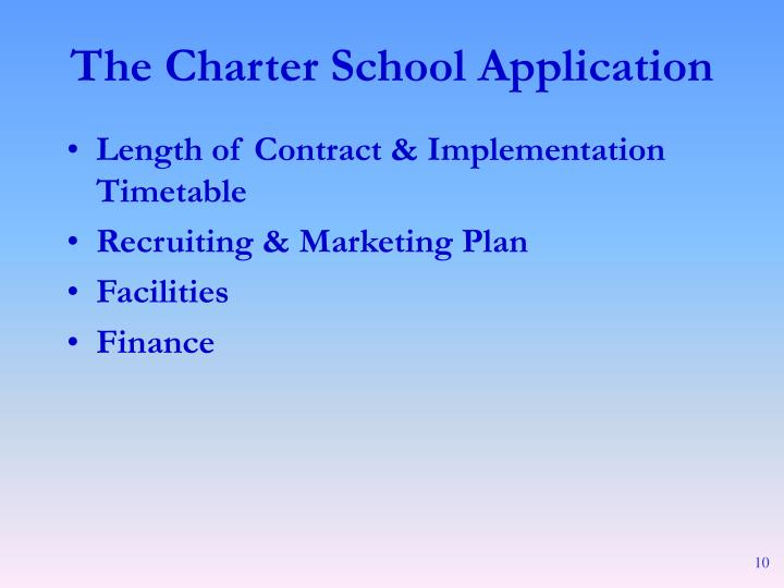 Length of Contract & Implementation Timetable