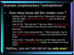 example complementary contradictions8