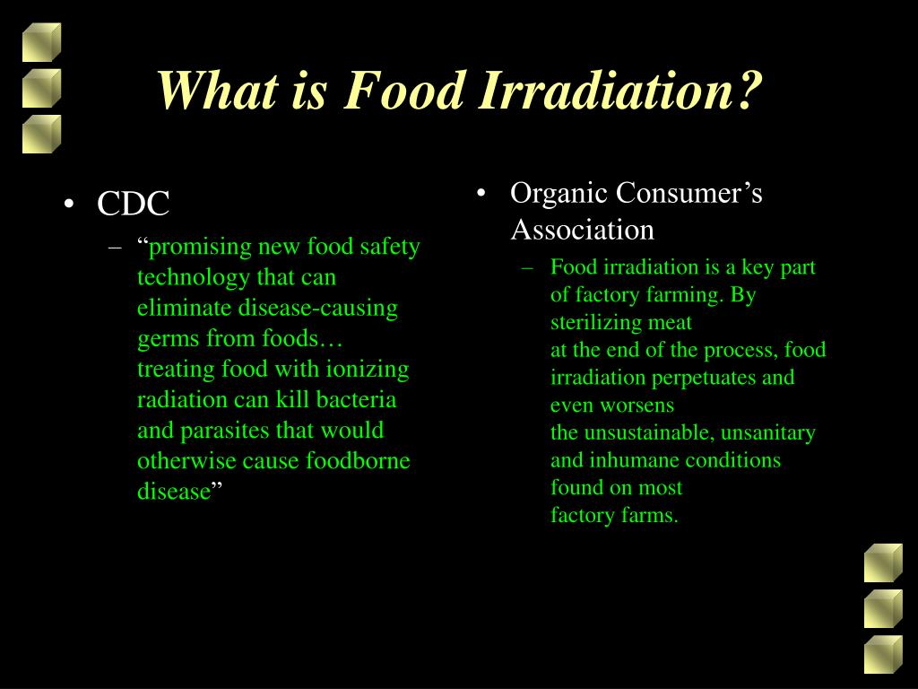 Organic Consumer's Association