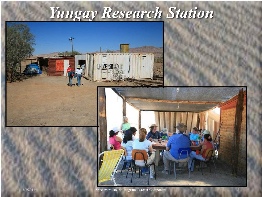 Yungay Research Station