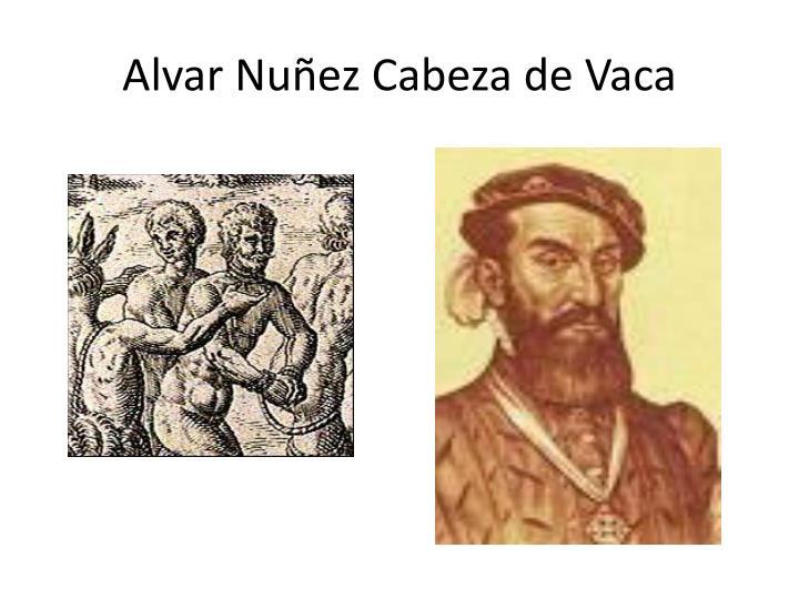 Alvar Nuñez Cabeza de Vaca
