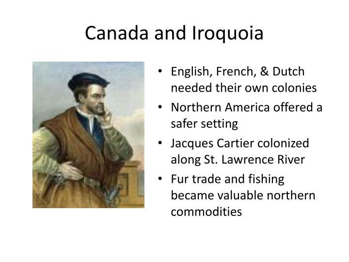 Canada and Iroquoia