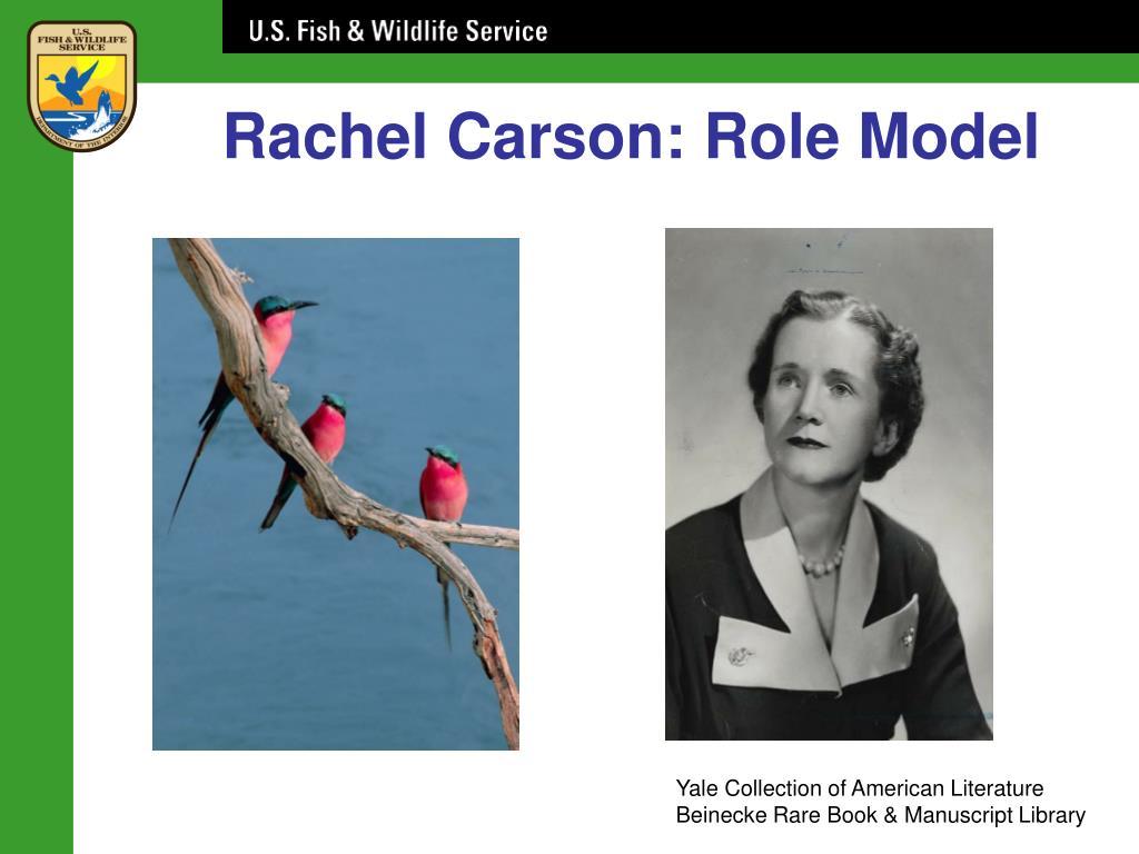 Rachel Carson: Role Model