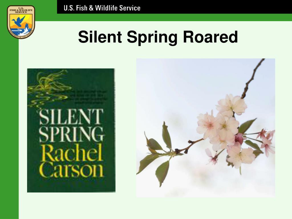 Silent Spring Roared