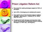 prison litigation reform act10