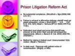 prison litigation reform act9