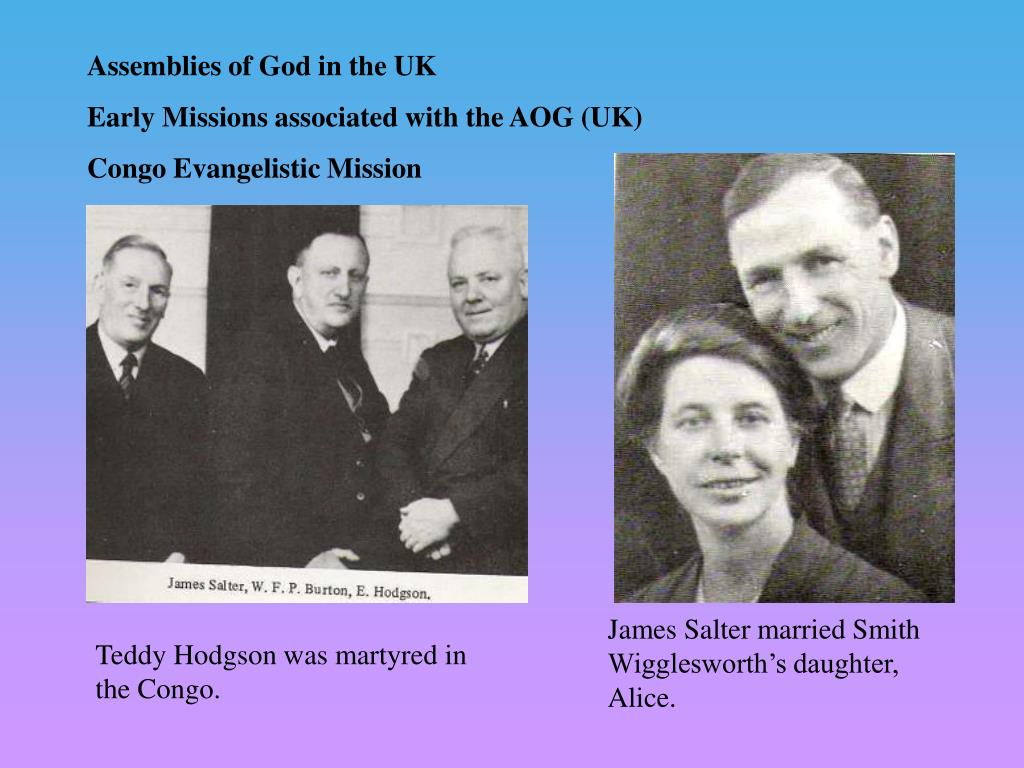 Assemblies of God in the UK
