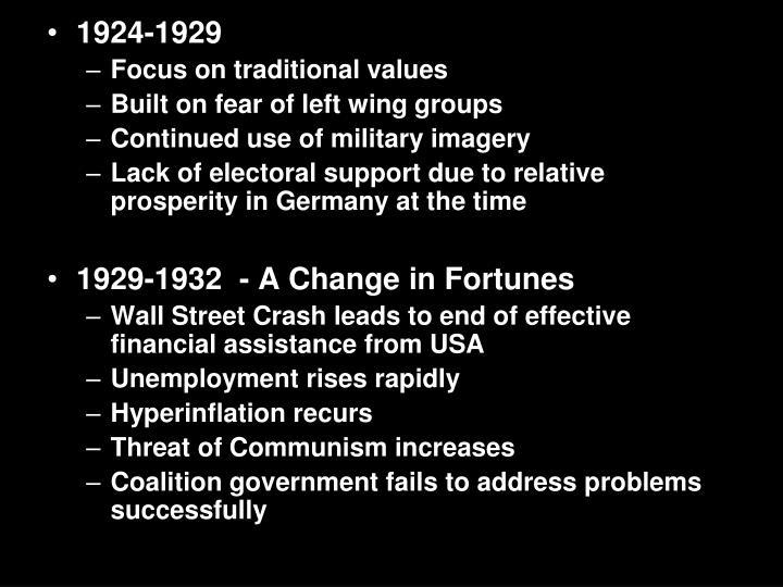 1924-1929