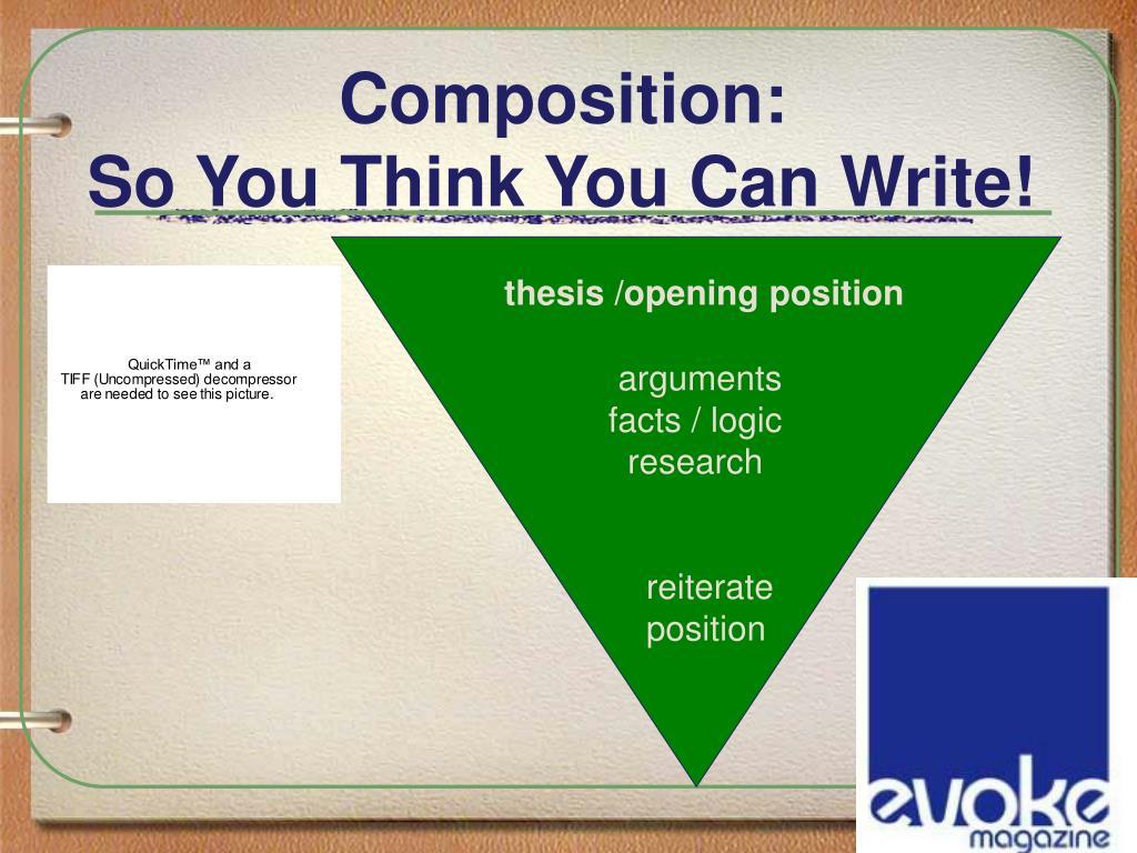Composition: